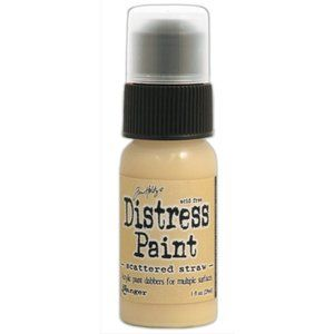 Tim Holtz Distress Paint- Scattered Straw